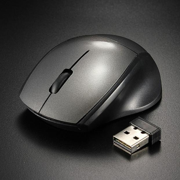 2.4ghz Optical Mouse Cordless USB Receiver PC Computer Wireless For Laptop