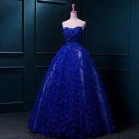 כדור שמלת נשף שמלות ערב מפלגת שמלות סיום galajurken גאלה jurken