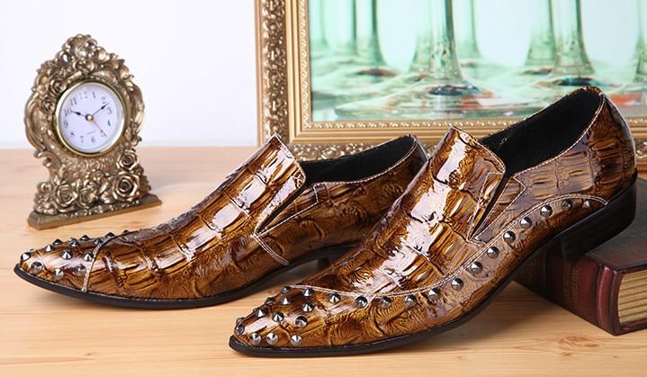 De Masculinos Confortável Frete Sapatos as Moda Grátis As Vestido Pic Dedos Apontou Nova Verão Rebite Pic Respirável dpqwXC