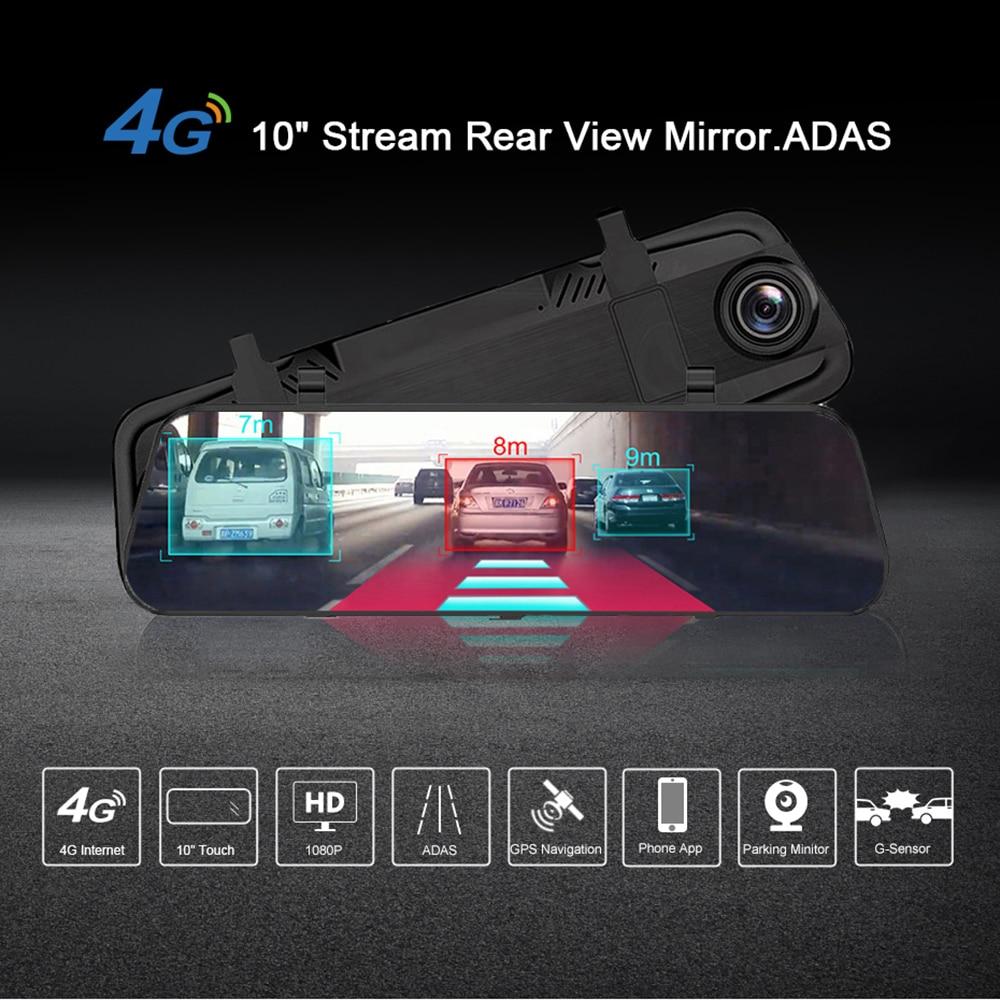 4G_ADAS_Car_DVR_Camera_10_Android_8_1_Stream_Media_Rear_View_Mirror_FHD_1080P