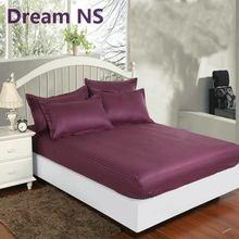 Sueño NS 1 unids Polar almohadilla de protección cama funda de colchón/topper con relleno/relleno/caucho acolchada equipada hoja Multi-tamaño