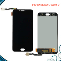 100 Tested Well For UMIDIGI C Note 2 LCD Display Screen 100 New Tested High Quality
