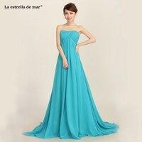 Robe demoiselle d'honneur2018 chiffon sexy sweetheart turquoise pregnant women wedding party dress long cheap vestido madrinha