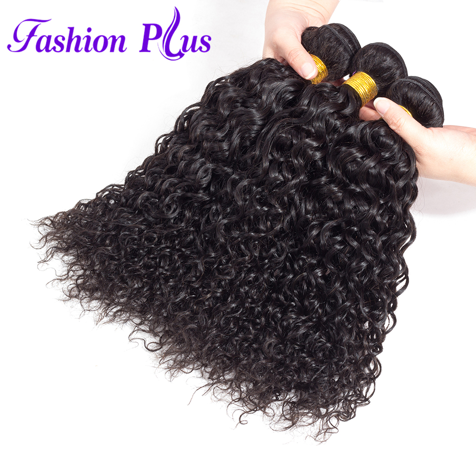 Brazilian Hair Weave Bundles 100% R Human Hair Weaves 3 Bundles Beauty Salon Supplies 10-30'' Kinky Curly Hair Bundles