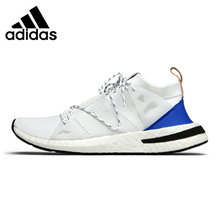 best service 9cd4e 11a39 Adidas Arkyn Boost Mens and Womens Running Shoes, WhiteBlack,  Shock-absorbent