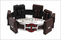 Cosplaydiy Deadpool Cosplay Costume Adult X Men Deadpool Waist Belt Sashes Cosplay Accessories Custom Made