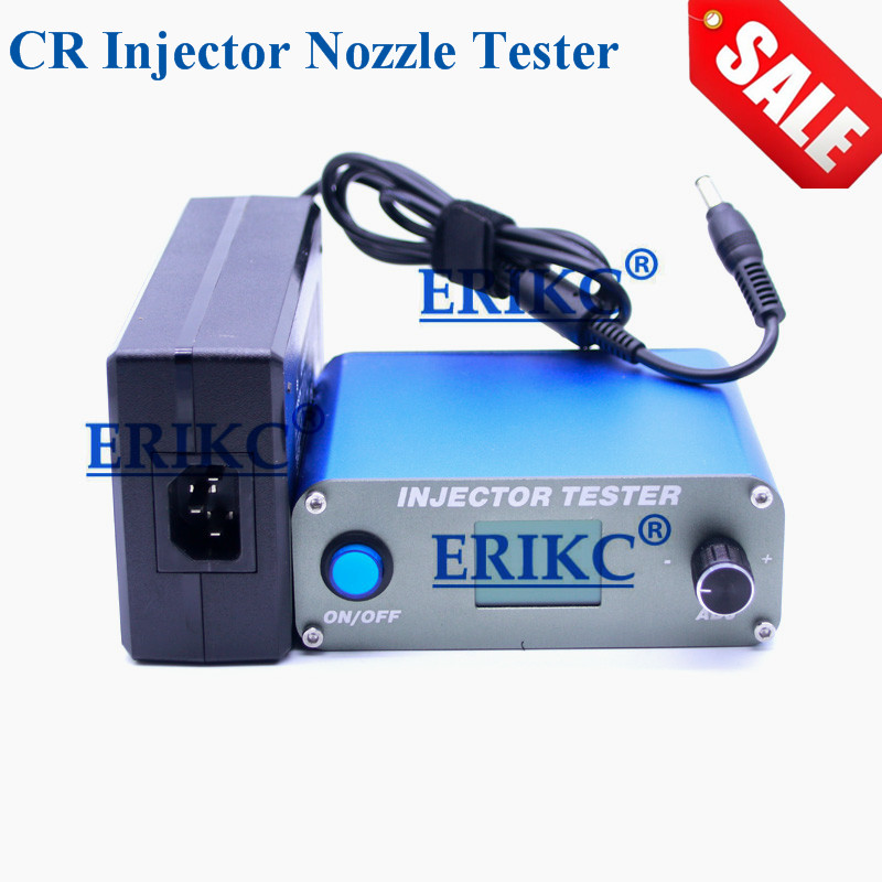 ERIKC Injector Nozzle Tester E1024031 Common Rail Diesel Injector Nozzle Testing Equipment