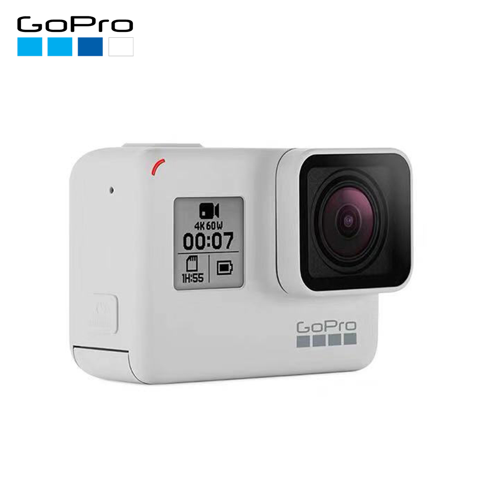 GoPro HERO7 noir (édition limitée crépuscule blanc) CHDHX-702 caméra d'action étanche