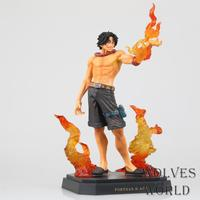 2016 Hot Sale New Arrival > 3 Years Old Unisex Dragon Ball Toys Wolf Anime Wholesale One Piece Ace Musics Boxing Boxed