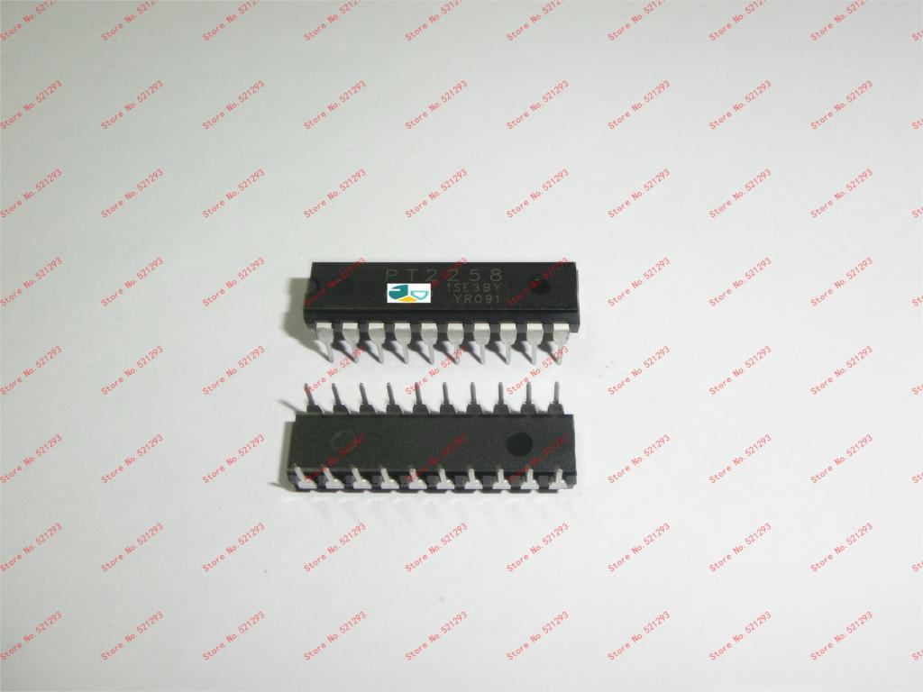 5piece PT2258 DIP-20 2258 DIP