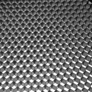 Image 5 - Godox Standart Reflektör Bowens Dağı ile BD 04 Barndoor Petek Izgara ve 4 Renk Filtresi Jel Seti