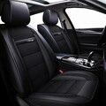Nuevo cuero de lujo cubierta de asiento de coche Universal para todos los modelos de Mazda CX5 CX7 CX9 MX5 ATENZA Mazda 2/3 /5/6/8 car styling auto styling