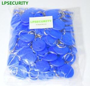 Image 2 - Lpsecurity 100 個 125 125khz キーホルダー rfid 近接 id カードトークンタグキーアクセス制御のための