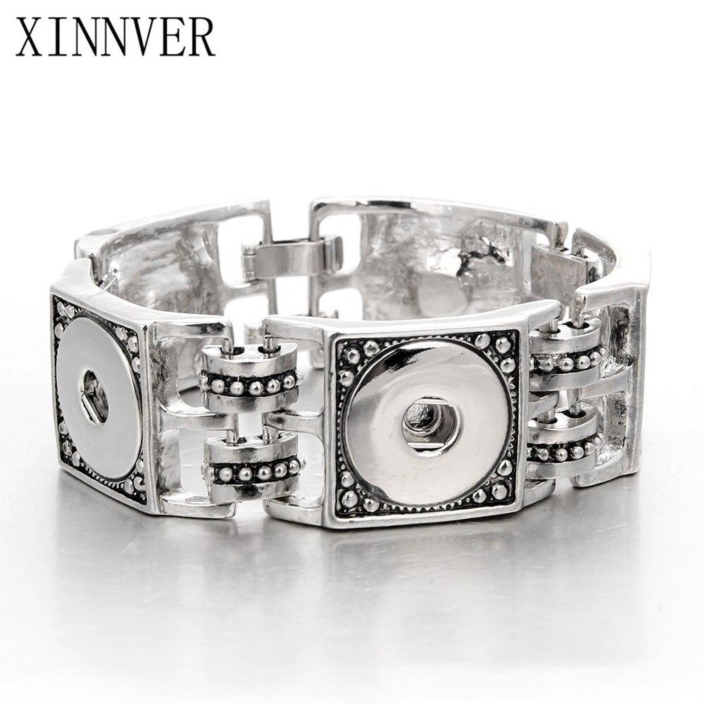 Wide Silver Bracelet Chain...
