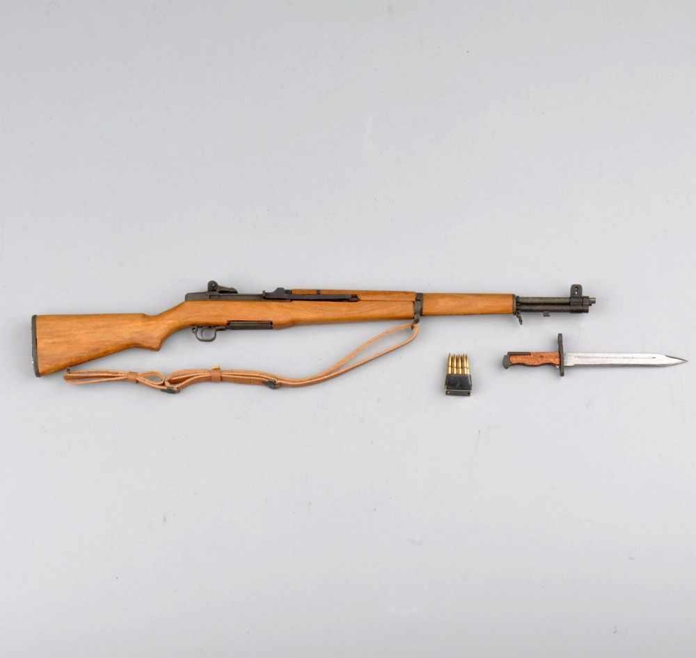 """1//6 SCALA 38 tipo Fucile Pistola per 12/"""" Action Figure modello ARMA Soldato WWI WWII"""