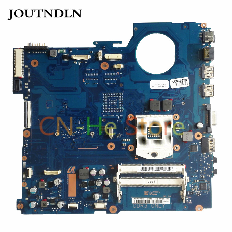 Sheli For Samsung Np Rv511 Rv511 Laptop Motherboard Hm55