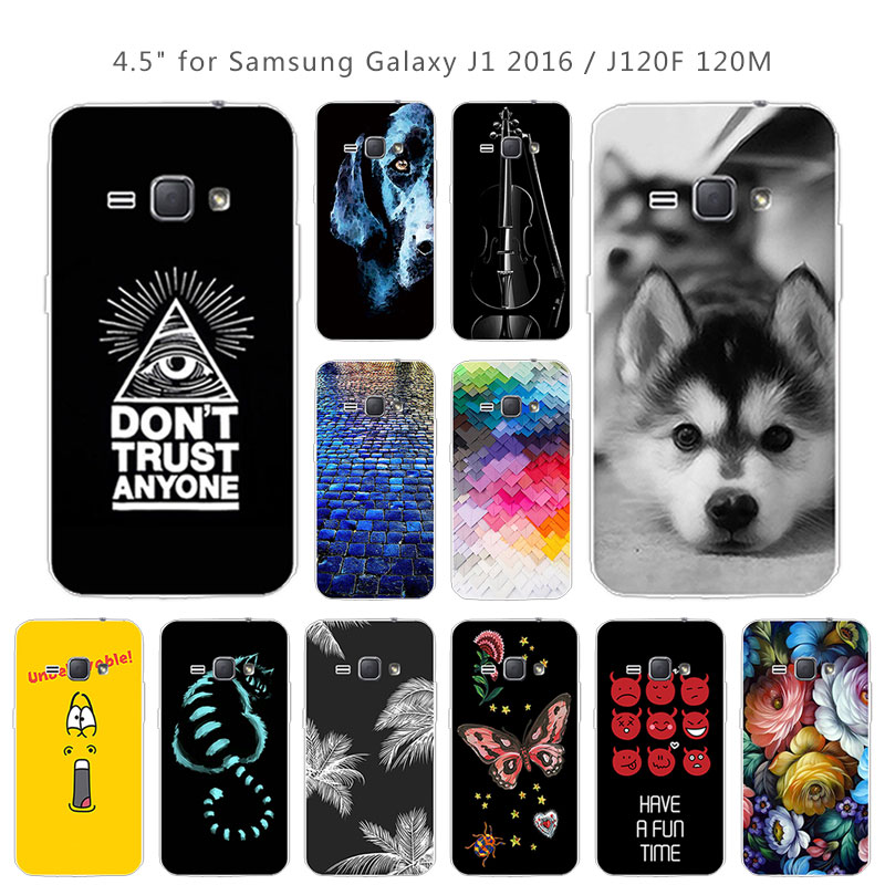 <font><b>For</b></font> <font><b>Samsung</b></font> <font><b>Galaxy</b></font> J1 2016 J120 <font><b>J120F</b></font> Soft Silicone Fundas Coque <font><b>For</b></font> <font><b>Samsung</b></font> J12016 J 1 2016 J 120 J120 F Brick Road Phone <font><b>Cases</b></font> image