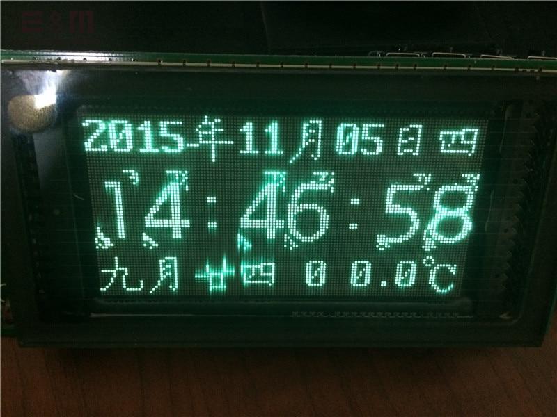 Module-Screen-Panel Vfd-Display Graphical Scm-Vacuum Fluorescent VFD12864 LCD Diy NORITAKE