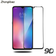 9D Full Screen Tempered Glass Film on The for Xiaomi Xiomi Xiami Mi 9 8 Se Max Mix 3 2 2s A2 A1 6x Mi9 Mi8 Screen Protector Film(China)