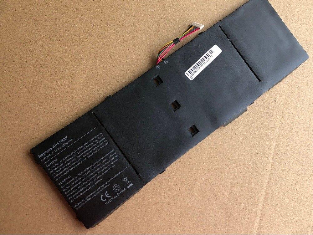 HSW 14.8 v 3500 mah Batterie D'ordinateur Portable pour Acer Aspire AP13B3K V5-573G AP13B8K AP13B V5-572 R7 V7