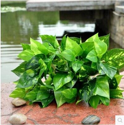 popular artificial money plant buy cheap artificial money authentic silk papyrus plants home decor with artificial