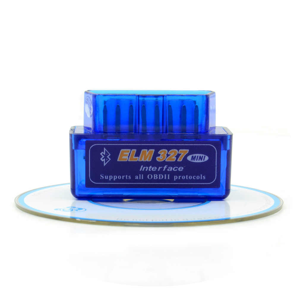 ELM327 Bluetooth Auto Diagnostic Tool V1.5/v2.1 ELM 327 Diagnostic-Tool OBD2 Car Code Scanner OBD 2 OBDII Scaner Automotivo
