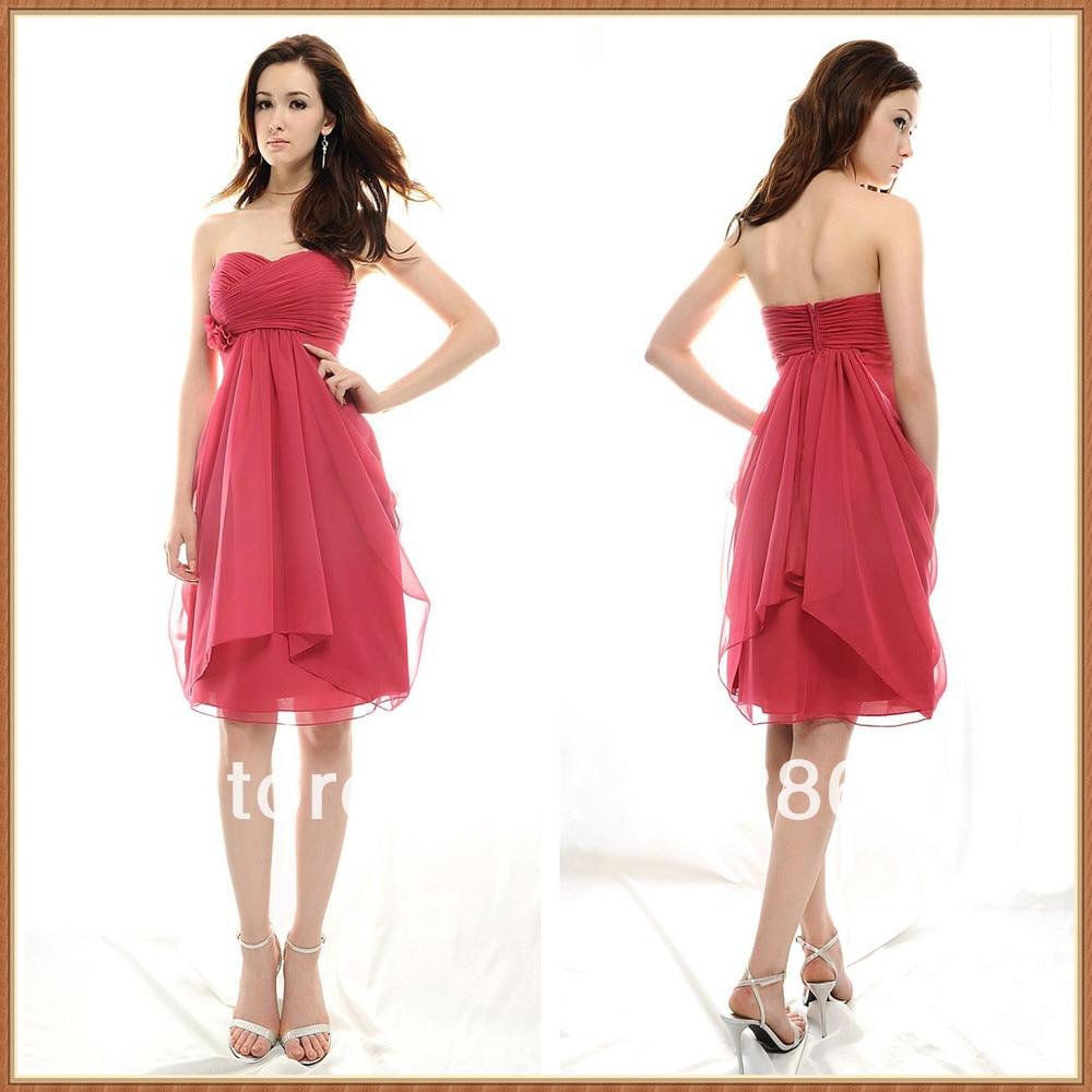 Popular Chiffon Bridesmaid Dress Patterns-Buy Cheap Chiffon ...