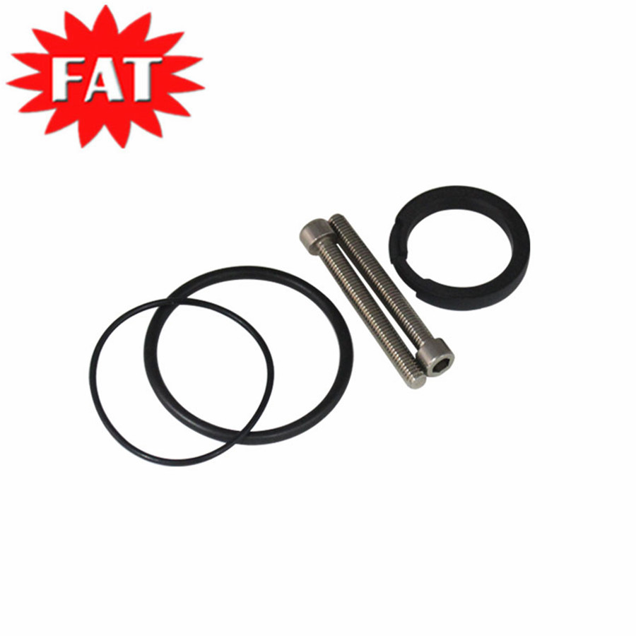 Airsusfat Air Suspension Compressor Screws & Rings For Mercedes W220 W211 Porsche XJ8 XJ6 Audi A6 C5 C6 Q7 <font><b>A8</b></font> <font><b>D3</b></font> VW Touareg image