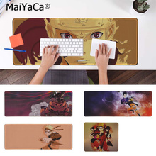 MaiYaCa Simple Design Naruto  Natural Rubber Gaming mousepad Desk Mat Rubber PC Computer Gaming mousepad maiyaca hot sales anime steins gate natural rubber gaming mousepad desk mat large lockedge mousepad laptop pc computer mouse pad