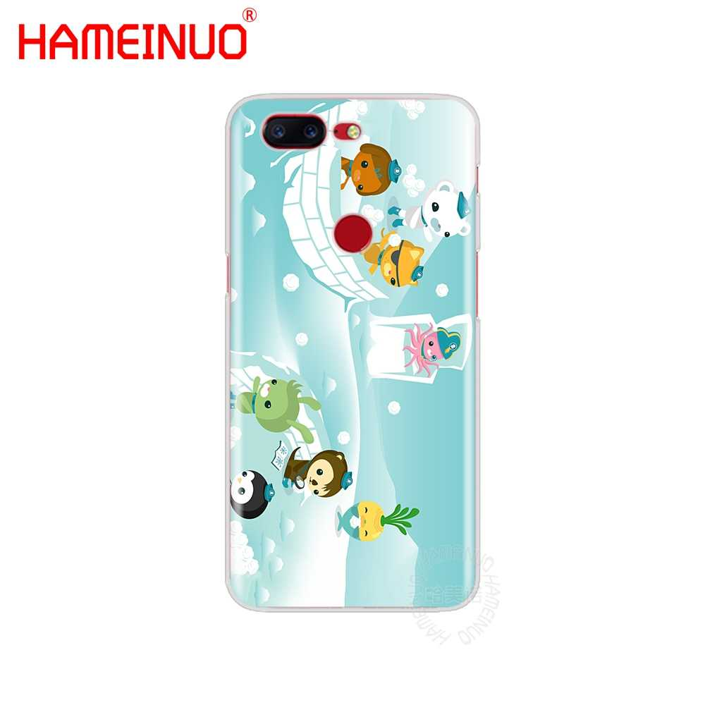 HAMEINUO Octonauts cover phone case for Oneplus one plus 5T 5 3 3t 2 A3000 A5000