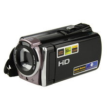 2.7″ TFT LCD DV-603 16MP 16X Zoom DV DVR HD 720P Digital Video Camera Recorder Storage Shake-proof Camera Camcorder