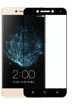 Para LeEco Pro 3 / Pro 3 AI Edition protector de pantalla de cobertura completa 5,5 pulgadas ultra delgado letv le 3 pro x720 película de vidrio cubierta completa