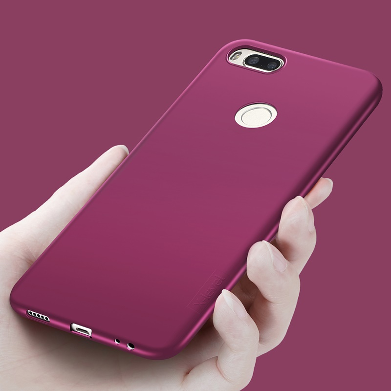X-LEVEL Guardian Series for Xiaomi Mi A1 TPU Case Flexible Back Shell Cover for Xiomi MiA1 / MI 5X ...
