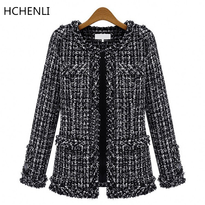 Compare Prices on Black Tweed Coat- Online Shopping/Buy Low Price ...