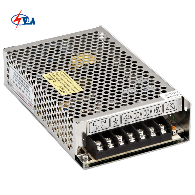 D-50  constant voltage dual output power supply 50w switching power supply 5V 12V 24V ac to dc meanwell 12v 350w ul certificated nes series switching power supply 85 264v ac to 12v dc