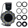 Mcoplus Macro Ring flash Speedlite для Canon Nikon Olympus Pentax DSLR Camera D5200 D3200 D5100 D7100 1100D 70D 60D 6D 1000D
