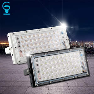 50 W 220 V 240 V LED Flood Light Floodlight IP65 Waterproof Outdoor Wall Reflector
