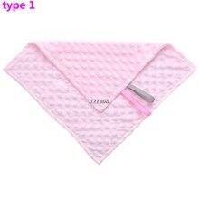 Детское полотенце, одеяло, держатель для соски, тег, соска, ткань для душа, подарок MAY16_35