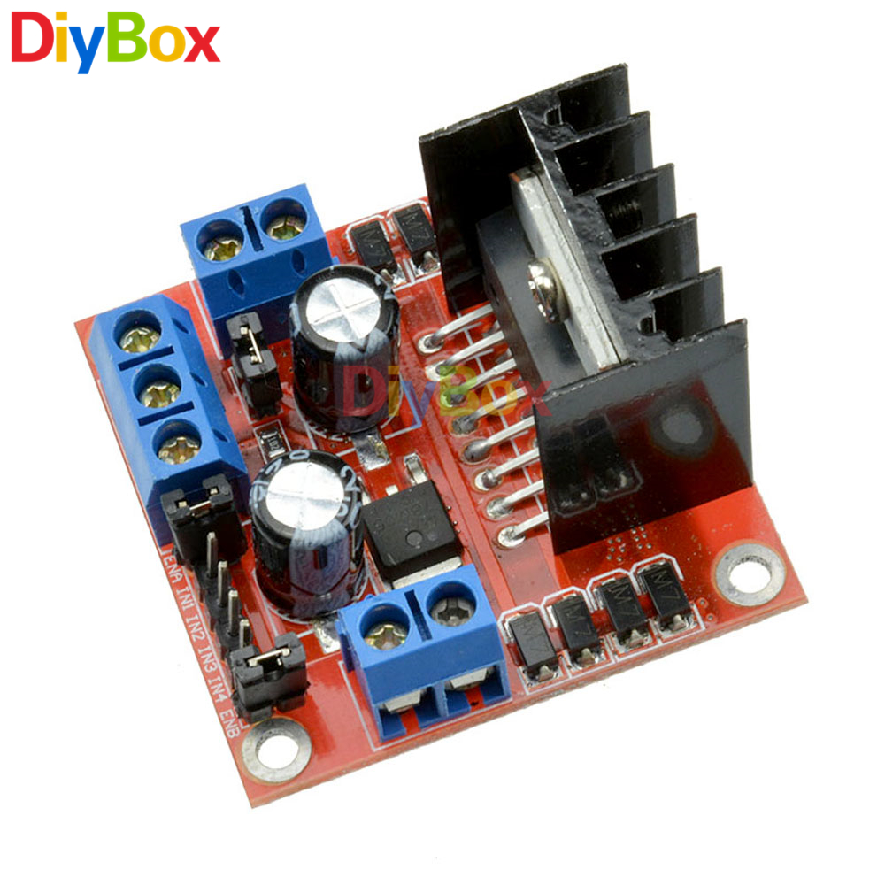 25w Dc L298n Dual H Bridge Motor Drive Controller Board Diagram Together With L298 Circuit Pin On Stepper Module In From Home Improvement Alibaba Group