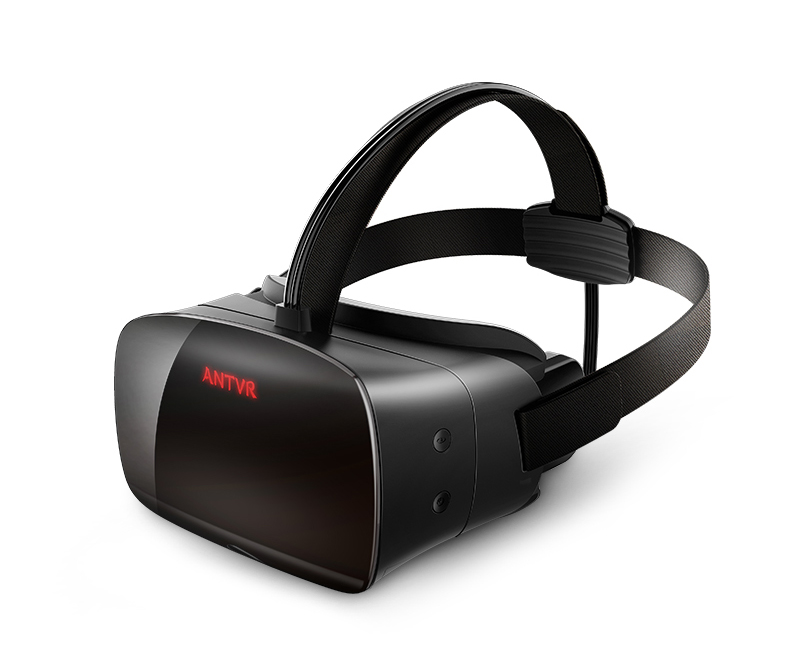 ANTVR 17 New Virtual Reality Glasses Headset for PC Virtual pc Glasses Binocular 110 FOV 2160*10P VR box Immersive 3D VR 15