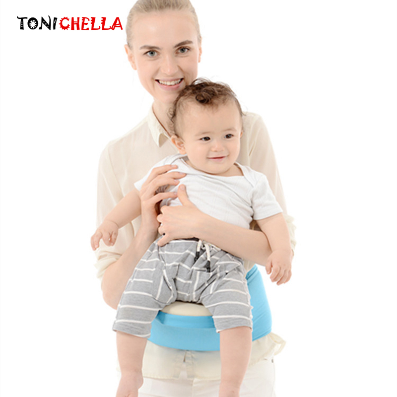 Newborn Waist Stool Baby Carrier Multifunctional Infant Hipseat Sling Backpack Ergonomic Baby Carriers Prevent O-type CL5487