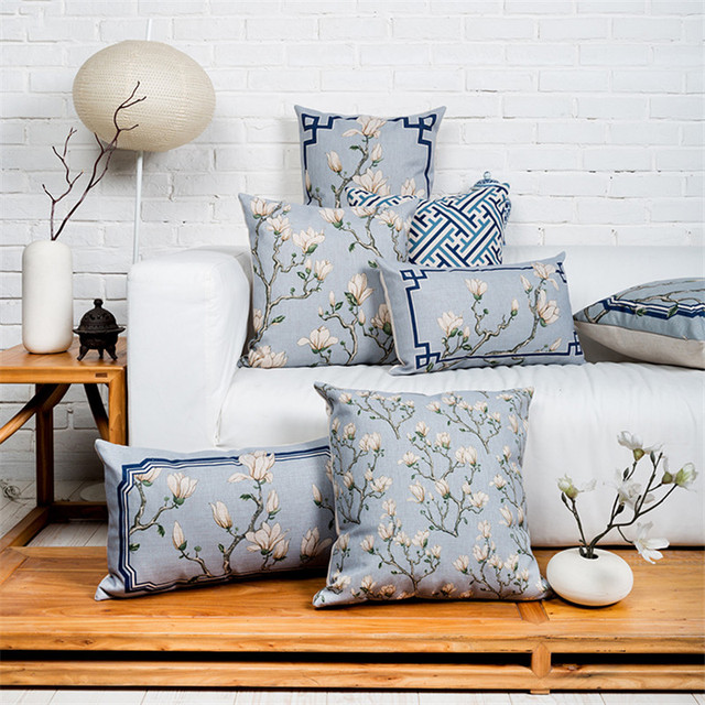 Wholesale Modern Chinese style Cushion Cover For Sofa trend