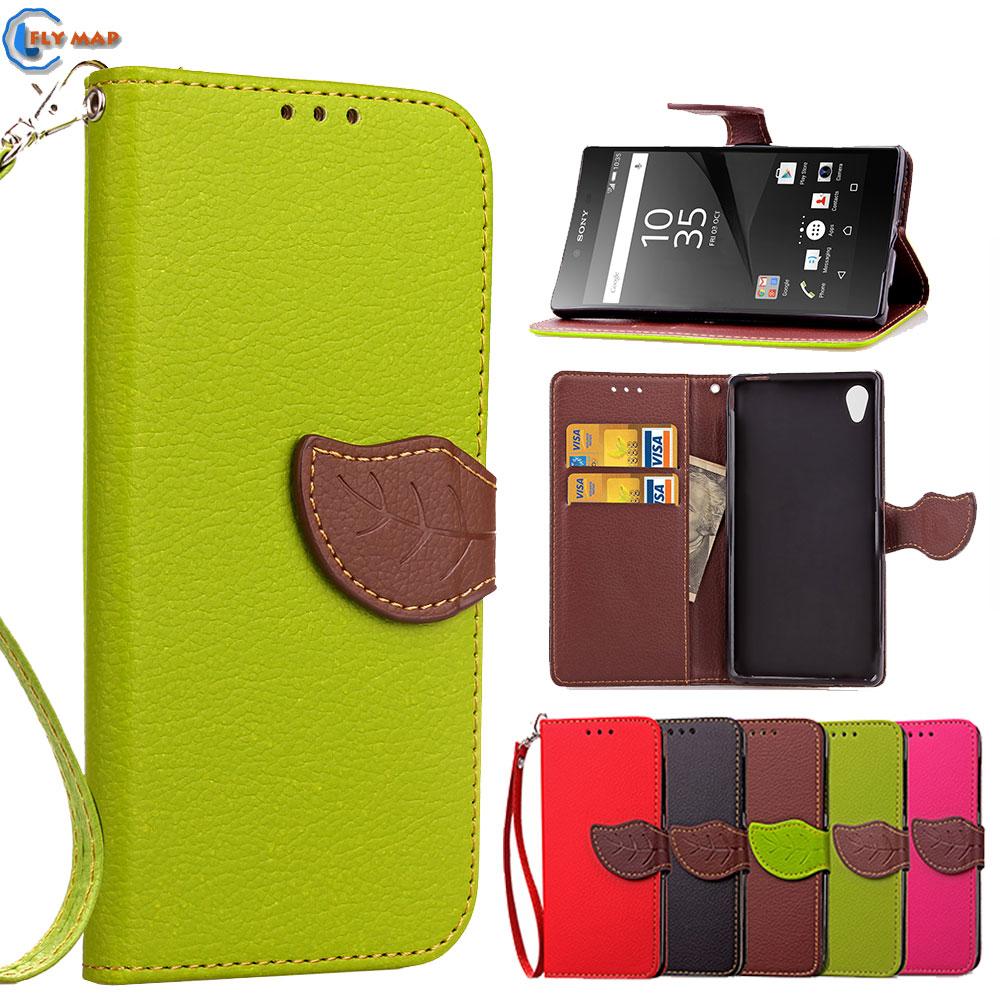 Coque For Sony Xperia Z5 Dual E6603 E6683 E6653 Wallet Flip Phone Case Leather Cover For Sony Xperia Z 5 E 6603 6683 6653 Capa