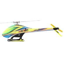 Nueva Llegada ALZRC Devil 380 TBR RÁPIDO Tres Palas Del Rotor Helicóptero Super Combo Para Los Juguetes DEL RC Modelos
