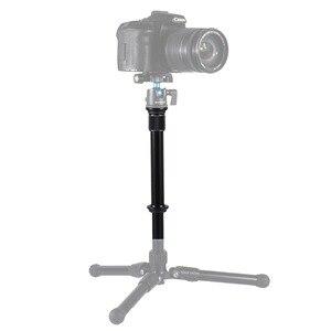 Image 3 - PULUZ Professional Tripode DSLR 3/8 Screw Metal Handheld Adjustable Tripod Mount Monopod Extension Rod for DSLR SLR Cameras