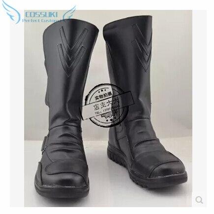 Star Wars Darth Mutilar Cosplay Shoes Boots Profesional Hecho A Mano! Personalizado perfecto Para Usted!