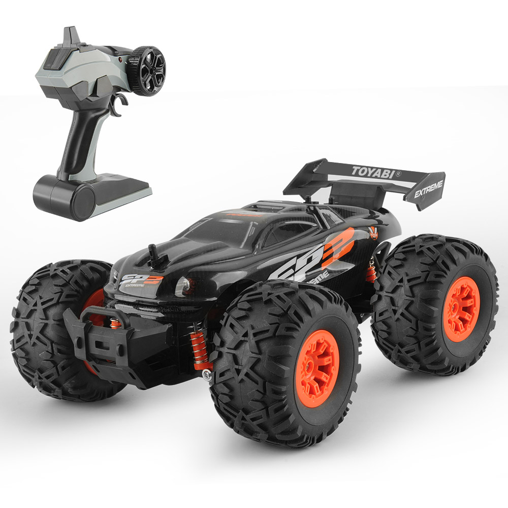 Remote Control Cars >> Rc Car Monster Truck 1 18 Size