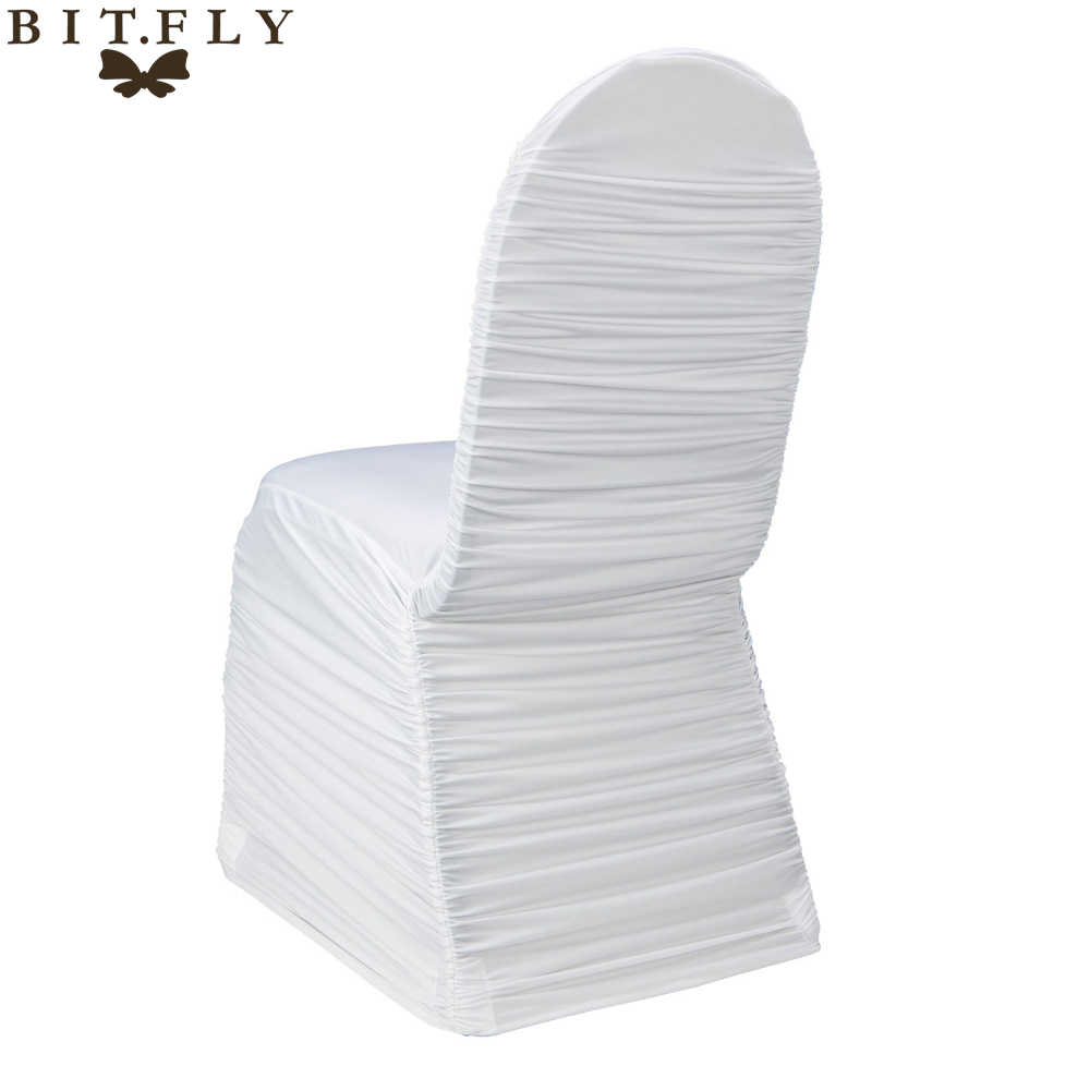 Lycra Chair Covers For Sale Pottery Barn Go Anywhere Hot Salenew Products In August White Ruffle Cover Spandex Wedding Decoration With High Quality