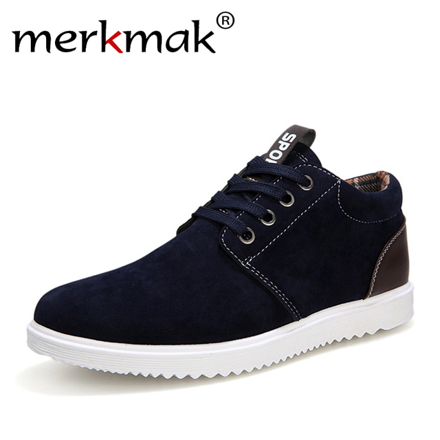 Hot Sale New Fashion Shoes for Men Summer Autumn Style Lace-up Comfortable Casual Leisure Men's Flats Zapato Flat Shoes Men