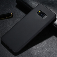 X Level Ultra Thin Tpu Phone Case For Samsung Galaxy S8 Matte Silky Back Cover For